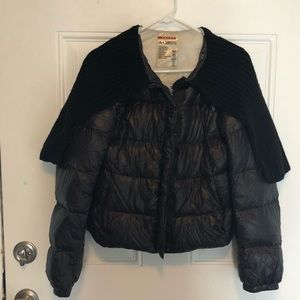 Prada down coat